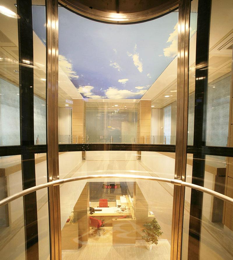 Soffitto stampato Tensocielo